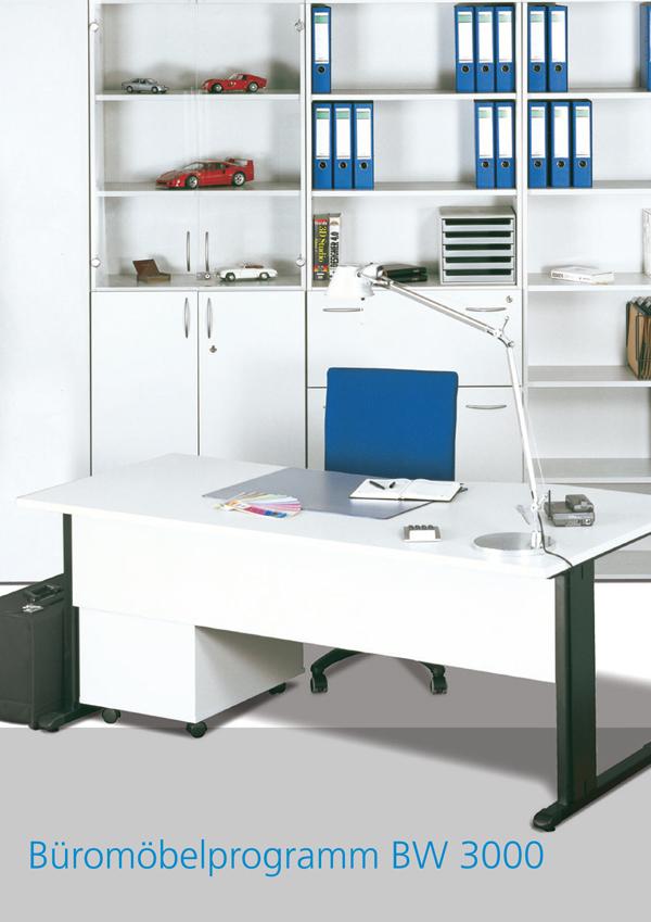 Metschl GbR - Büromöbel und Hygienebedarf - Kataloge